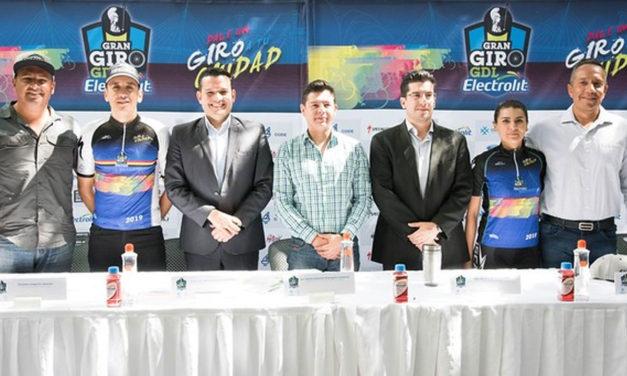 Se alistan para el Gran Giro Guadalajara 2019