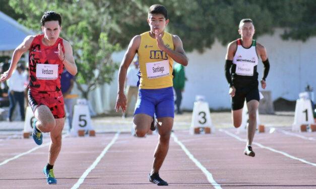Inicia segunda etapa del Atletismo en la Olimpiada Nacional y Nacional Juvenil 2019