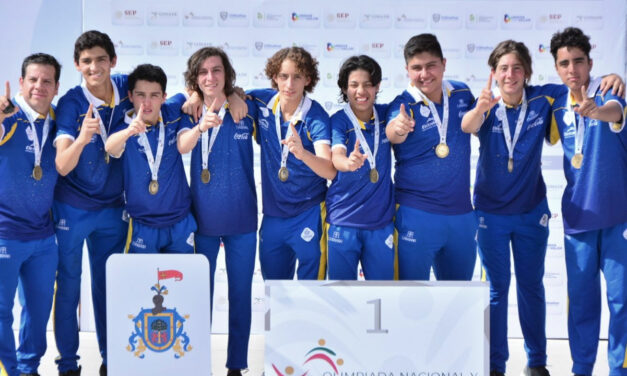 Jalisco conquista el oro en Hockey In Line en la Olimpiada Nacional y Nacional Juvenil 2019