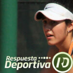 ALEJANDRA CRUZ TERCERA RONDA EN COPA SAN AGUSTÍN