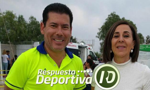 APT: JOEL ARMENDARIZ CREANDO AFICIÓN POR EL TENIS