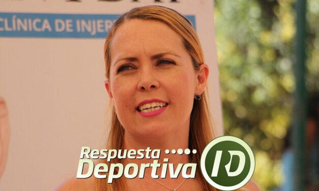 MARIANA MIRANDA NUEVA GERENTA DEL CLUB HACIENDA SAN JAVIER