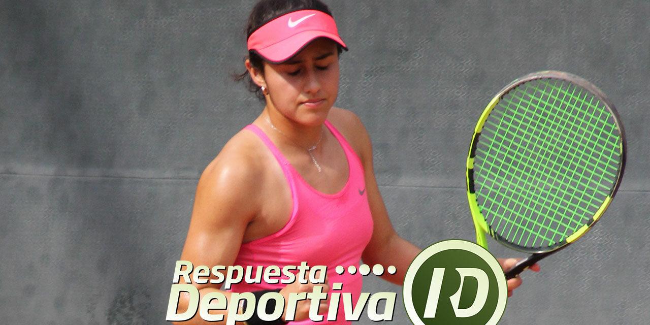ALEJANDRA CRUZ MONARCA DEL ITF DE NICARAGUA
