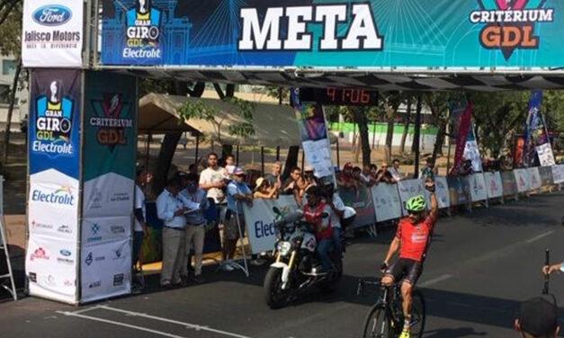 Ana Teresa Casas e Ignacio Sarabia, campeones del Critérium 2019.
