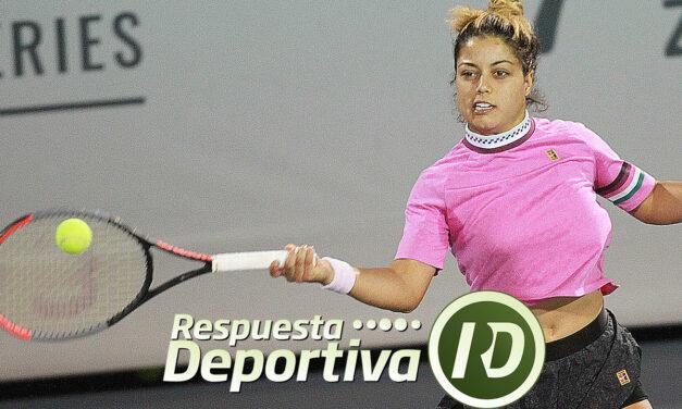 RENATA ZARAZÚA CALIFICÓ EN EL WTA 250 DE ESTRASBURGO