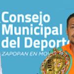 GUSTAVO SANTOSCOY-COMUDE ZAPOPAN: CHOLOLO LARIOS OFRECIÓ EXHIBICIÓN