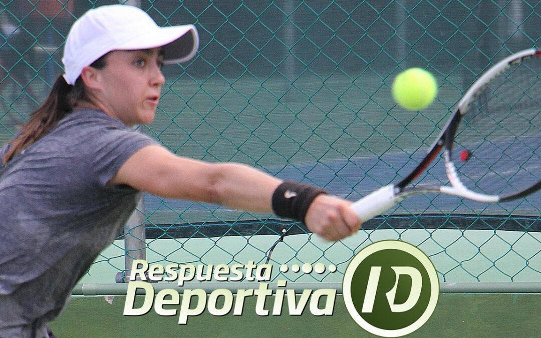 FERNANDA CONTRERAS CON VIDA EN CUARTOS DE FINAL DE CTA-FMT 12