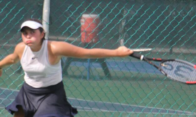 JULIA GARCÍA UNA JUGADORA QUE LLEVA 15 VICTORIAS SEGUIDAS EN EL CIRCUITO DE LA ITF