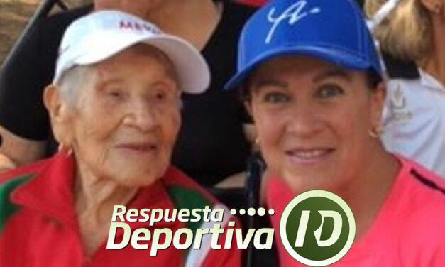 María Ramírez, ejemplo de vida