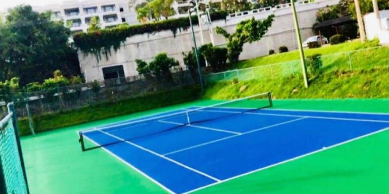 1st. International Tennis Summer Camp 2019 en el Hotel Las Hadas by Brisas de Manzanillo
