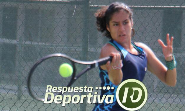 KATYA RAMÍREZ PARTE DE LA ÚLTIMA DE CANCUN TENNIS ACADEMY