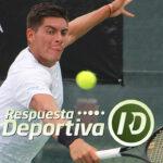 GERARDO LÓPEZ VILLASEÑOR POR EL CETRO DE LA ETAPA 12 DE CANCUN TENNIS ACADEMY