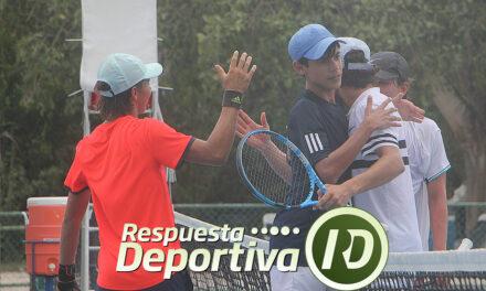 PACHECO Y SÁNCHEZ SE LLEVARON EL CETRO DE DOBLES DE LA COPA JITIC
