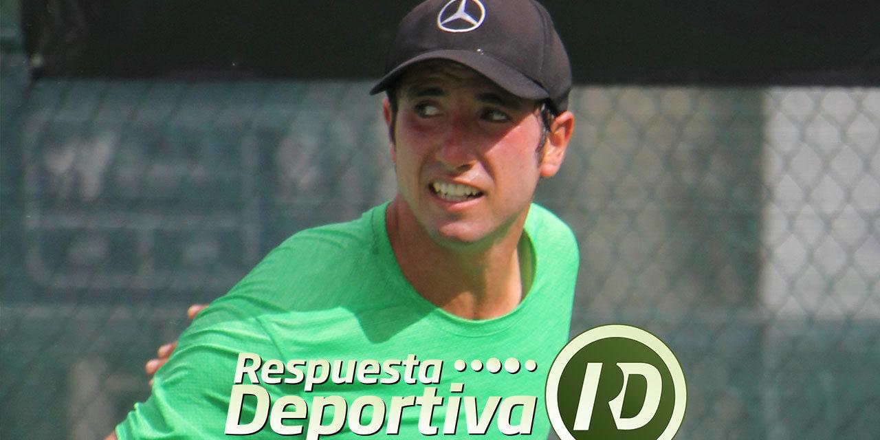DRAW PREVIA CTA 12: RICARDO MAYAGOITIA ESTUVO CERCA DEL PASE AL MAIN DRAW