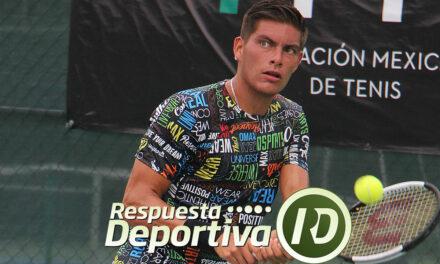 GERARDO LÓPEZ VILLASEÑOR SEMIFINALISTA EN LA XXX DE CANCUN TENNIS ACADEMY