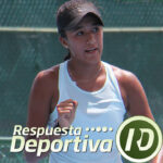 LUCIANNA PIEDRA SE DEFENDIÓ, PERO REQUIERE MAYOR MATCH PLAY