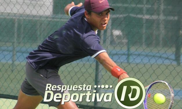 ALEJANDRO HERNÁNDEZ AVANZA EN LA XV DE CANCUN TENNIS ACADEMY