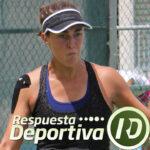 ADRIANA REAMI: RESPUESTA DEPORTIVA RECONOCE TU ESFUERZO 99 EN CANCUN TENNIS ACADEMY