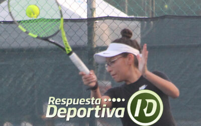 DRAW CALIFICACIÓN XVI ETAPA CANCUN TENNIS ACADEMY: DANIELA CARRETO HARA SU DEBUT