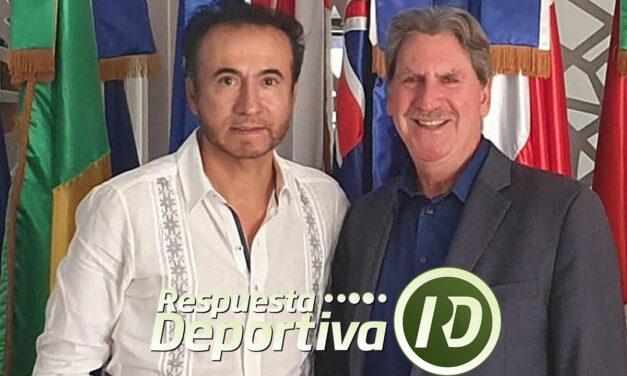TOÑO FLORES RECIBIÓ UN PREMIO DE LA ITF POR LA APORTACIÓN DE LA FMT AL DESARROLLO MUNDIAL