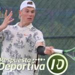 RESULTADOS XVI-CTA: JACK DRAPER FINALISTA DE WIMBLEDON JR  2018 AVANZA A OCTAVOS DE FINAL
