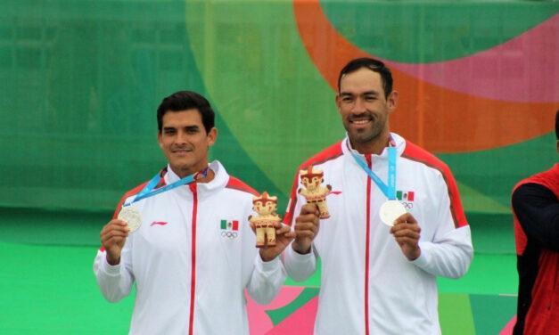 Consiguen Juan Virgen y Lombardo Ontiveros séptima medalla de plata para México en Lima 2019