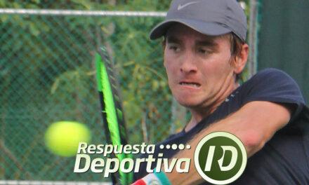 LUIS PATIÑO QUEDÓ FUERA DE LAS SEMIFINALES NO OBSTANTE DE HABER LUCHADO CERCA DE TRES HORAS EN CANCUN TENNIS ACADEMY