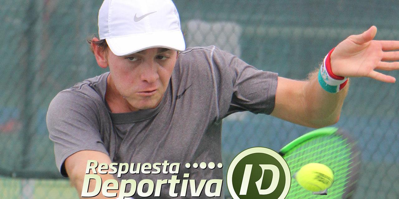 MAIN DRAW CTA-XVI: LUIS PATIÑO AL QUITE