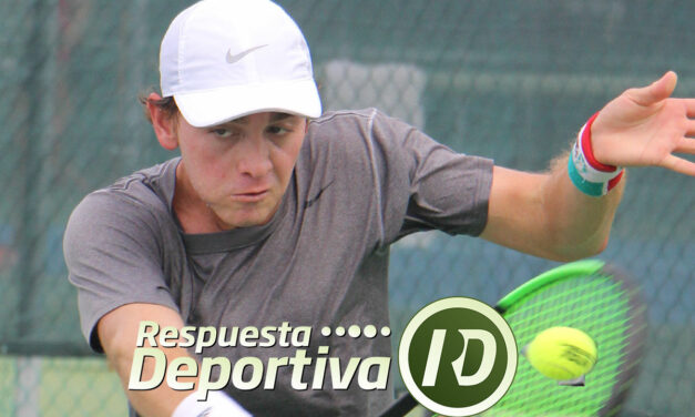 MAIN DRAW CTA-XVI: LUIS PATIÑO AL QUITE