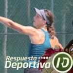 MARÍA TIG DESPEGÓ EN CANCUN, REAPARECIÓ EN WIMBLEDON Y AHORA JUGARÁ LA FINAL DEL WTA DE BUCAREST