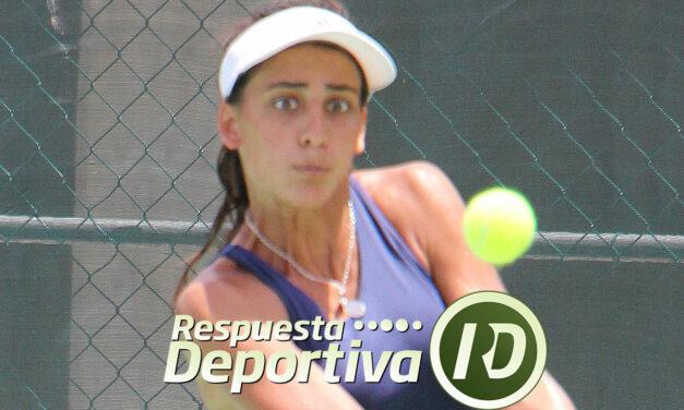 MARÍA DE LOURDES CARLE: RESPUESTA DEPORTIVA RECONOCE TU ESFUERZO 94 EN CANCUN TENNIS ACADEMY