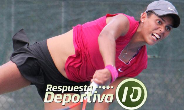 MARÍA JOSÉ PORTILLO A OCTAVOS DE FINAL EN LA XVIII ETAPA DE CANCUN TENNIS ACADEMY