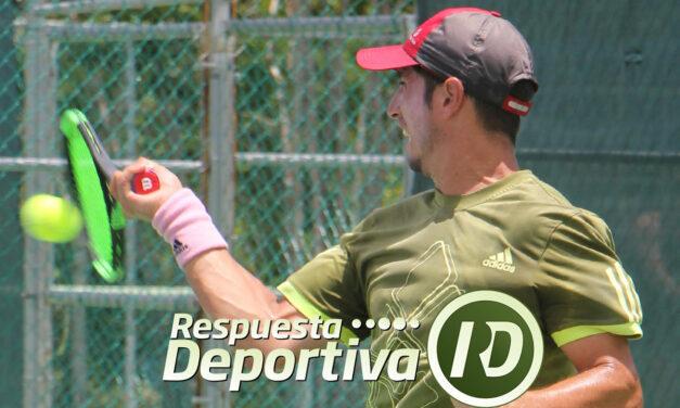 RICARDO ADEMYMAYAGOITIA CONTRA LUIS PATIÑO EN EL XV DE CANCUN TENNIS AC