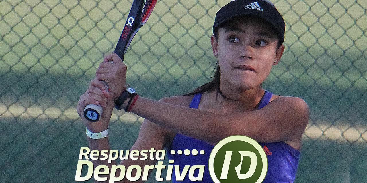 TAPATÍA KAREN VERDUZCO MONARCA DE LA COPA JITIC DE 14 EN TRINIDAD Y TOBAGO