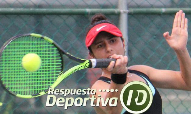 ALEJANDRA CRUZ CON TODO PARA LLEGAR A LA FINAL DE LA COPA MONTERREY