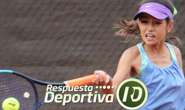 CAROLINA ALONSO MENDIVIL RATIFICA HEGEMONÍA EN COPA FMT-JALISCO