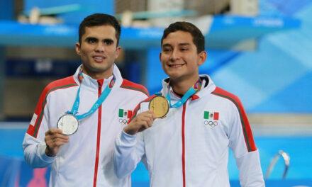 Kevin Berlín ganó el oro y la plaza olímpica e Iván García la plata en el último día de la disciplina