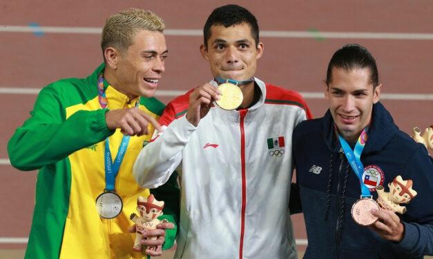 Abre México con oro y plata el atletismo de pista en Lima 2019