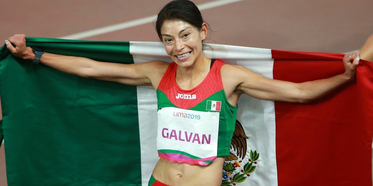 Oro y bronce para México en el atletismo de Lima 2019