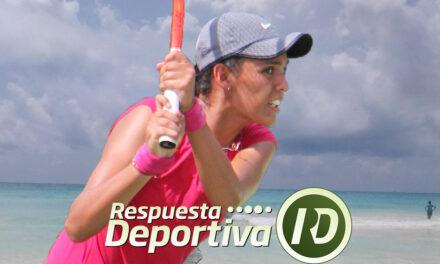 MARÍA JOSÉ PORTILLO CINCO CETROS DE DOBLES EN CANCUN TENNIS ACADEMY… MEJOR MEXICANA DE CIRCUITO EN ESTA MODALIDAD