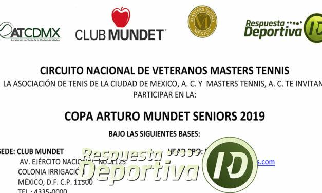 COPA MUNDET MASTER TENNIS
