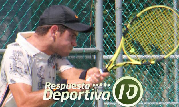 NICOLÁS MEJÍA PREPARADO PARA SINGLES Y GANADOR EN DOBLES EN ECUADOR
