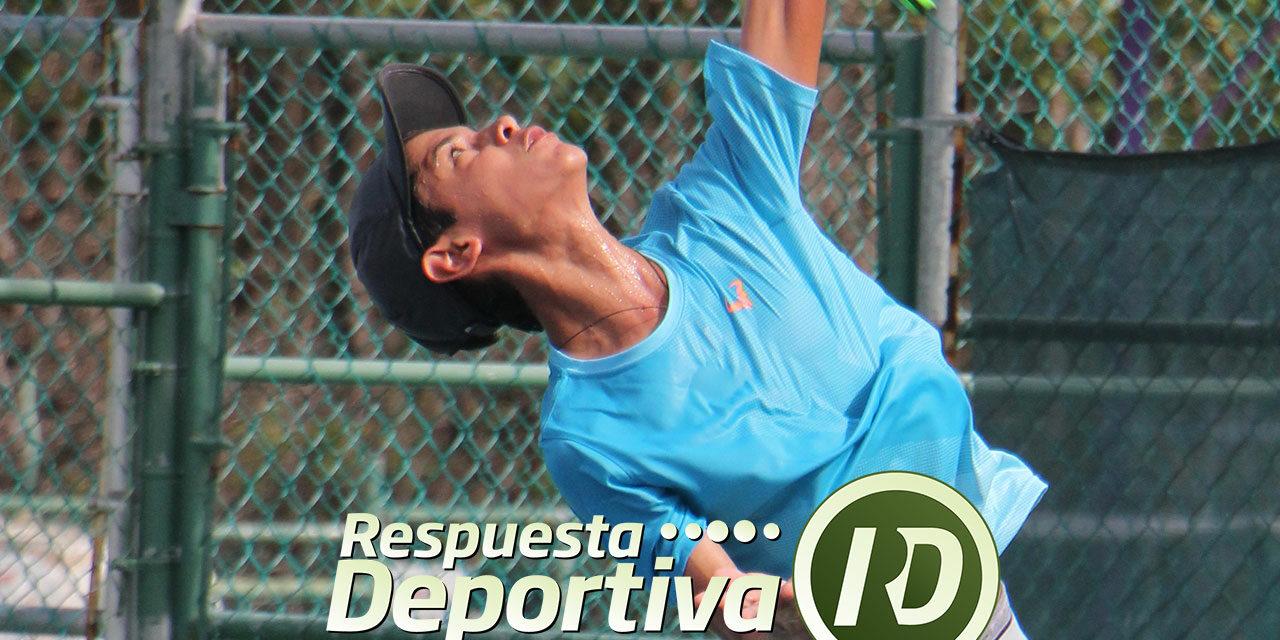 MAIN DRAW COPA J-4 MONTERREY: RODRIGO PACHECO LISTO