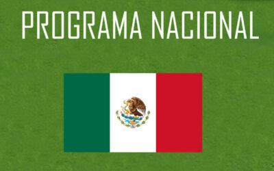 URGE PROGRAMA OPERABLE NACIONAL DE SELECCIONES NACIONALES