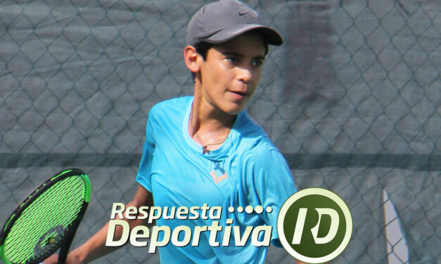INFANTE RODRIGO PACHECO POR EL CETRO DE CANCUN TENNIS ACADEMY G-V