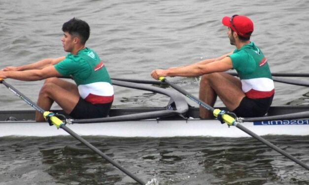 Ganan Alan Armenta y Alexis López el oro 28 para México en Lima 2019