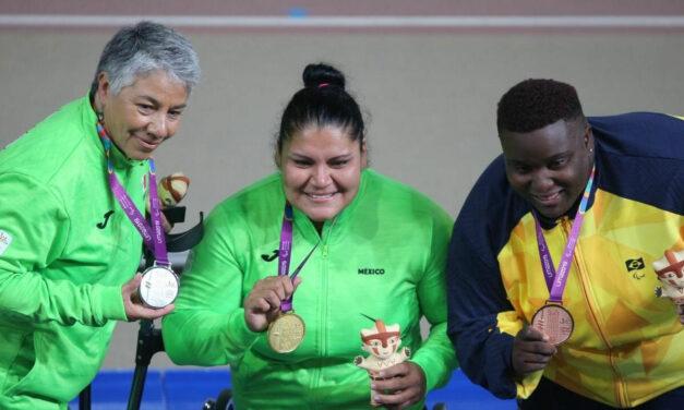 Lluvia de oro y récords en el para atletismo de Lima 2019