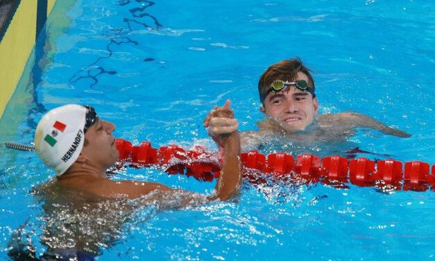 Jornada de medallas y récords continentales en la para natación de Lima 2019