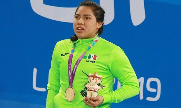 Oro y bronce para México en el arranque de la para natación en Lima 2019