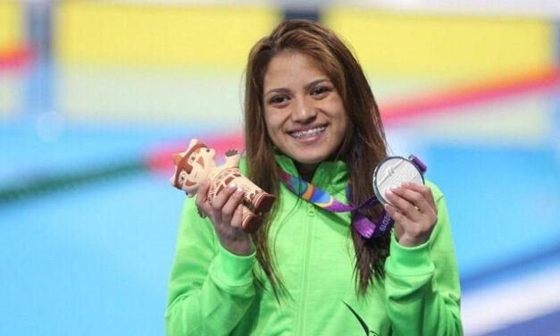 Se consagra Perla Patricia Bárcenas campeona parapanamericana en Lima 2019